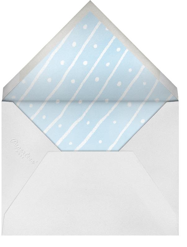 Eight Crazy Nights - Paperless Post - Hanukkah - envelope back