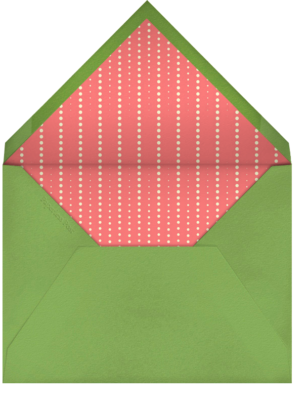 Home Alone on Christmas - Paperless Post - Christmas - envelope back