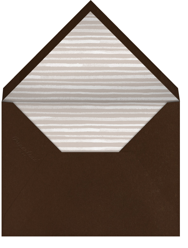Take Root - Paperless Post - Thanksgiving - envelope back