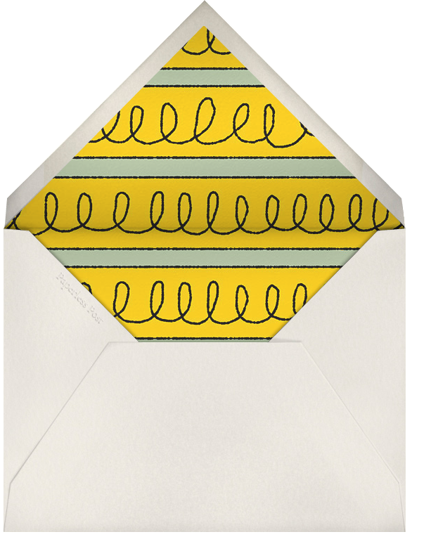 Fifties Feast - Paperless Post - Thanksgiving - envelope back