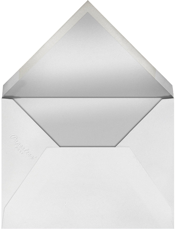 Thanksgiving Morsels - Paperless Post - Thanksgiving - envelope back