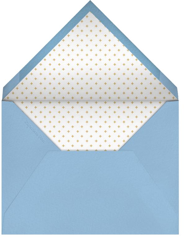 Little Manger - Paperless Post - Christmas - envelope back