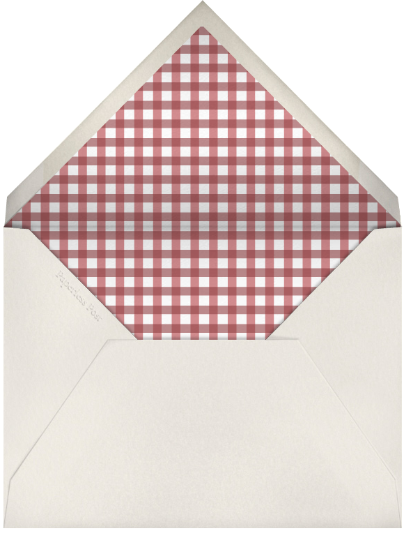 Plymouth's Plumpest - Paperless Post - Thanksgiving - envelope back