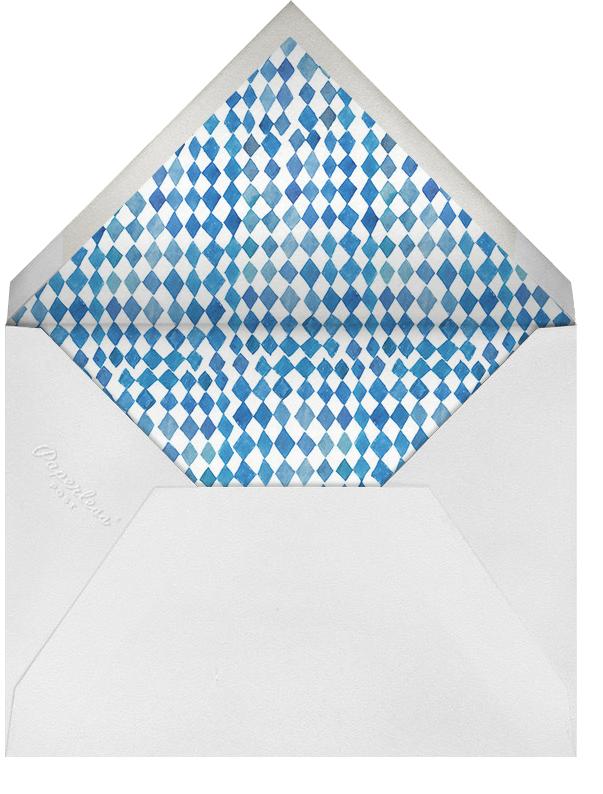 Plat du Jour - Happy Menocal - Envelope
