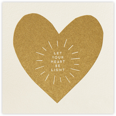 Heart Be Light | square