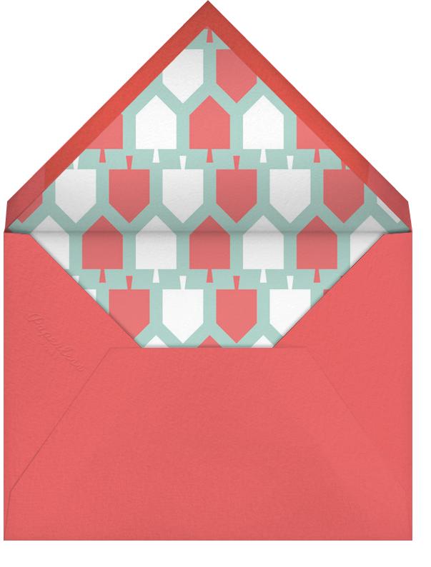Dreidel Dreidel - Paperless Post - Hanukkah - envelope back