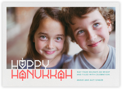Dreidel Dreidel - Paperless Post - Hanukkah photo cards