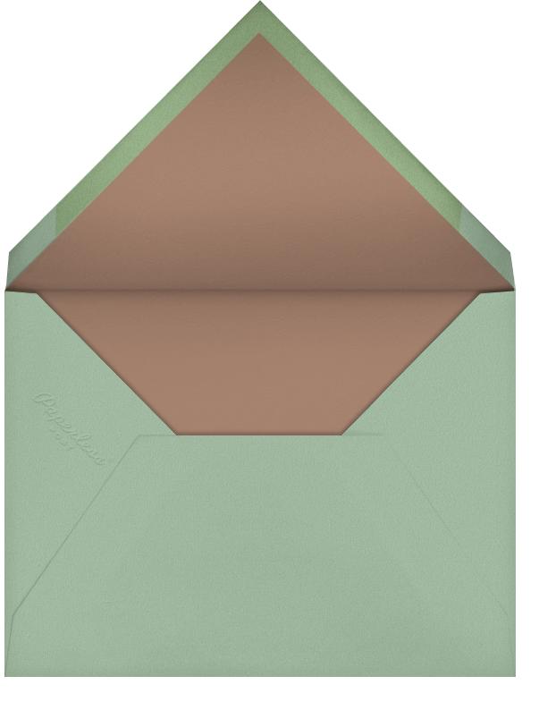 Christmas Fireplace (Kelsey Garrity Riley) - Red Cap Cards - null - envelope back