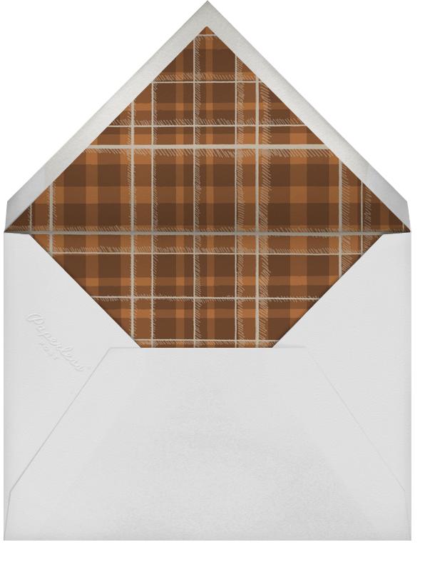 Green Velvet - Paperless Post - Envelope