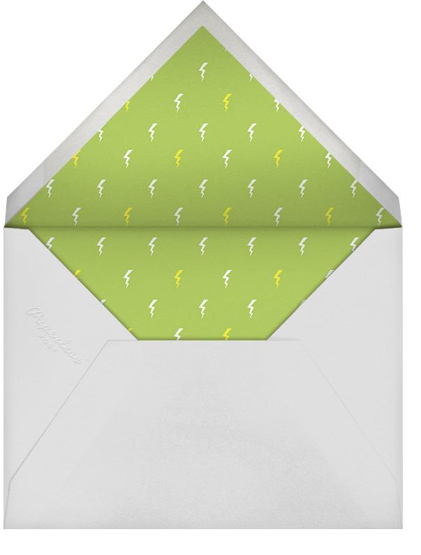 Horror Strikes at Midnight - Ivory - Paperless Post - Halloween - envelope back