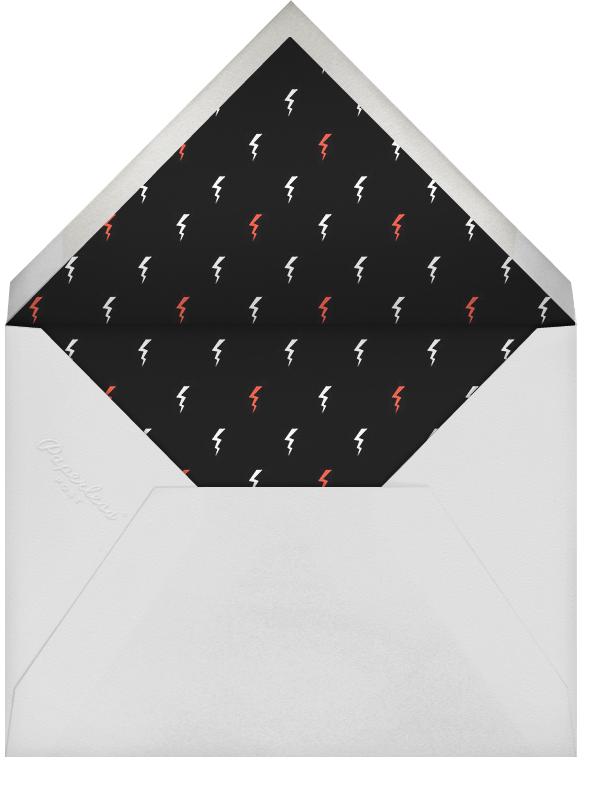 Little Monsters - Paperless Post - Halloween - envelope back