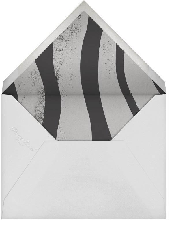 Spooky Seance - Gray - Paperless Post - Halloween - envelope back