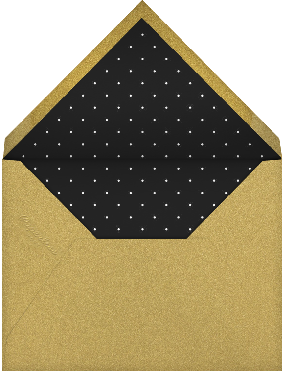 Plume - Red/Gold - Paperless Post - null - envelope back