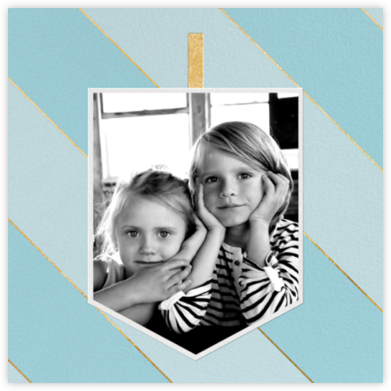 Dreidel - kate spade new york - Hanukkah photo cards