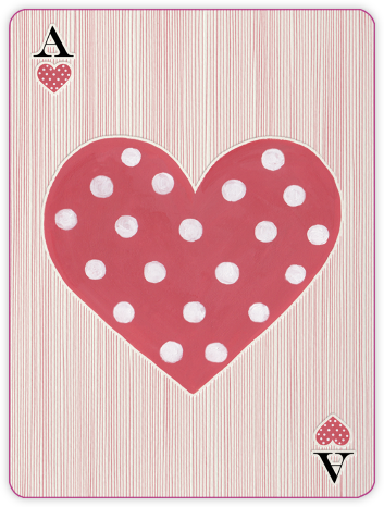 Ace of Heart - Paperless Post - Love Cards