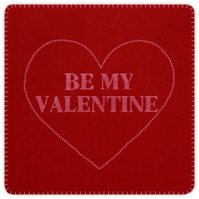 Be My Valentine - Paperless Post - Valentine's Day Cards