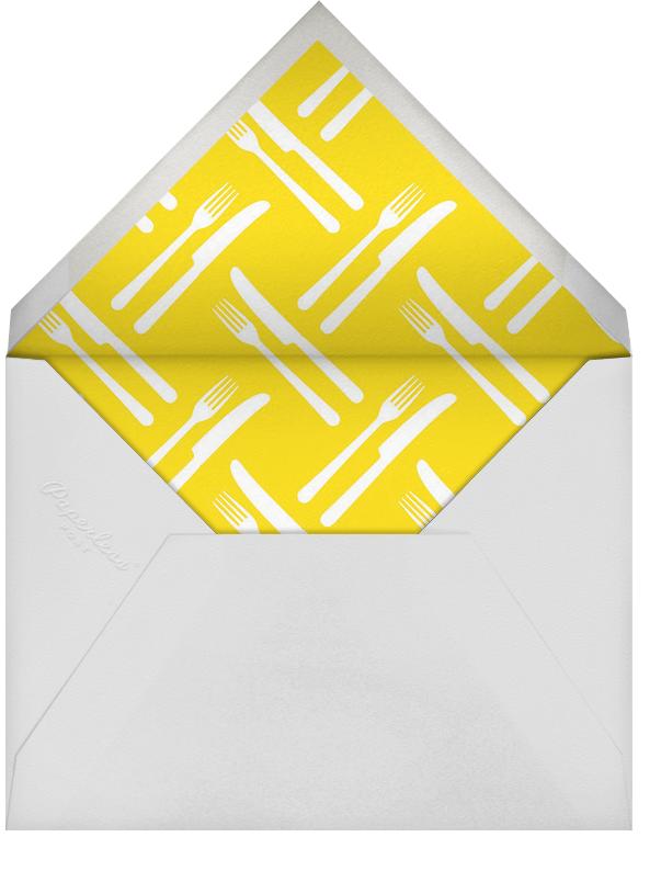 Thanksgiving Woodblock - Crate & Barrel - Thanksgiving - envelope back