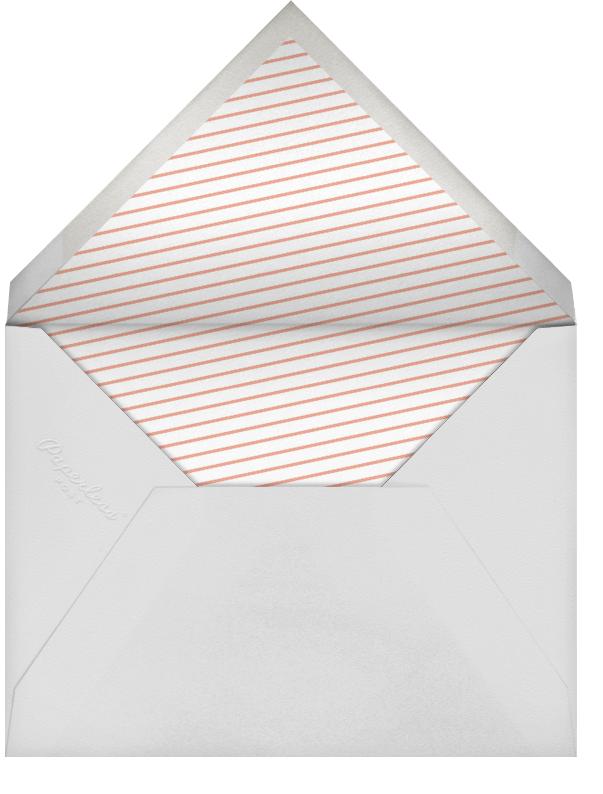 Lanterns - Yellow - Paperless Post - Adult birthday - envelope back