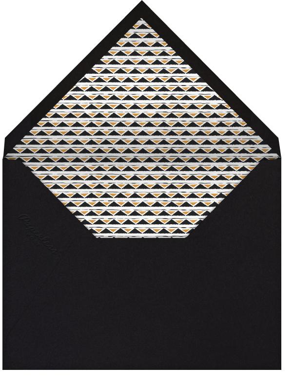 Kasai Velvet - Paperless Post - Kwanzaa - envelope back