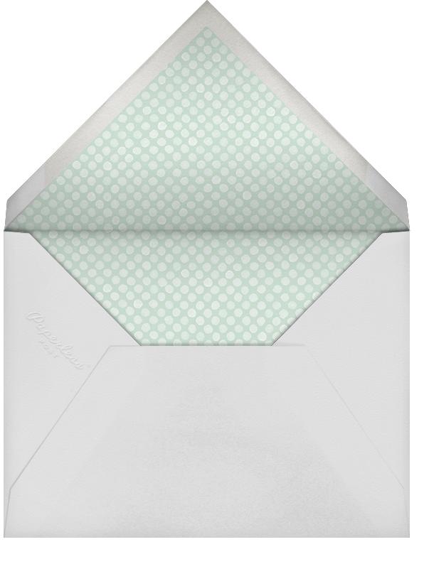 Lanterns - Teal - Paperless Post - Cocktail party - envelope back