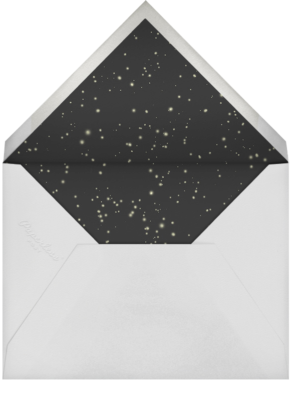 Hubble - Paperless Post - New Year's Eve - envelope back