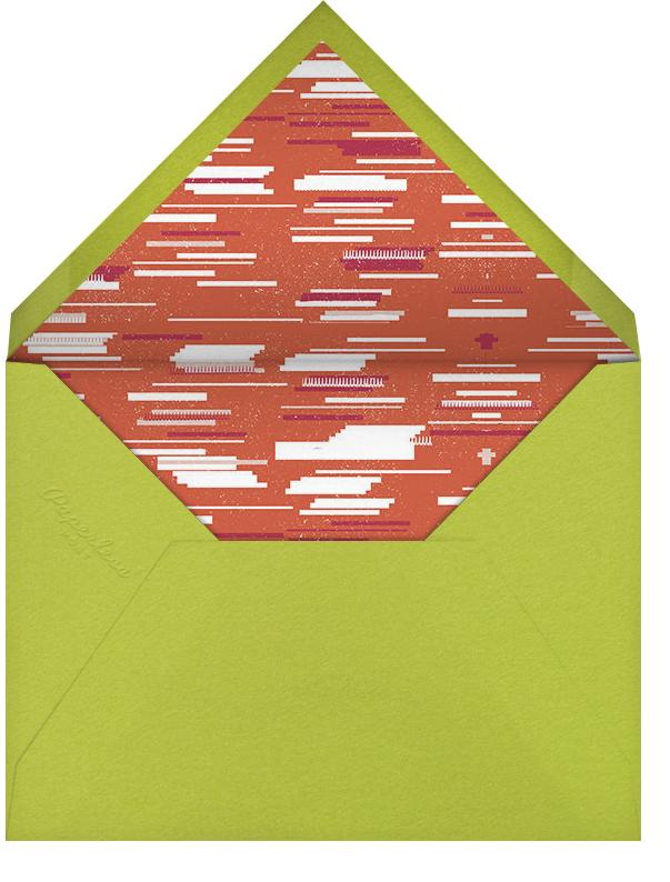 Ngazi - Paperless Post - Kwanzaa - envelope back