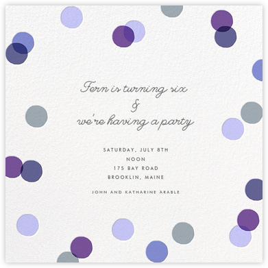 Carnaby - Purple - Paperless Post