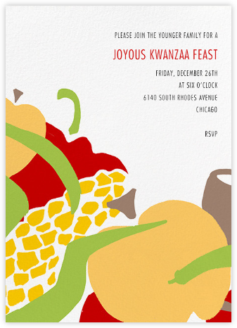 Joyous Feast - Paperless Post -