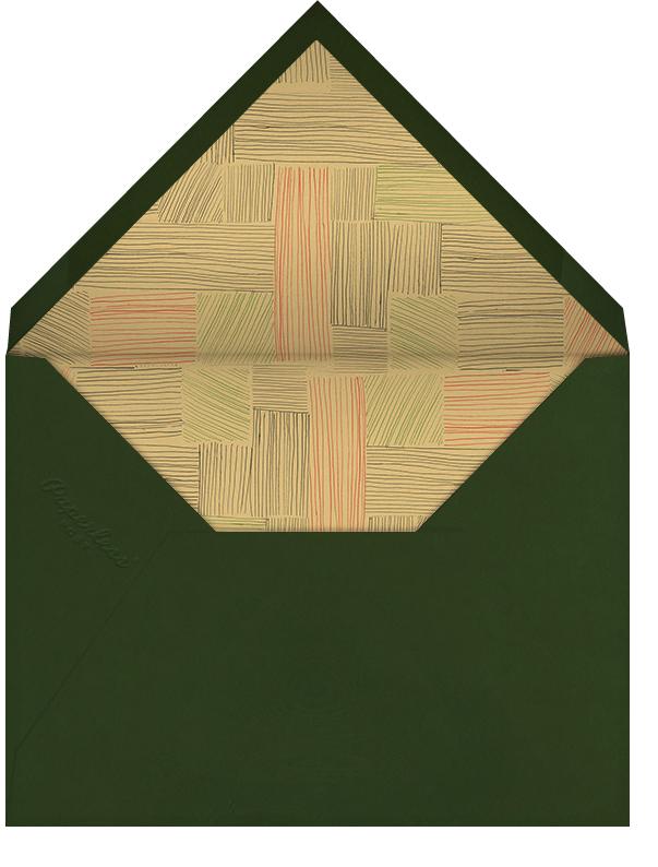 Nia - Paperless Post - Kwanzaa - envelope back