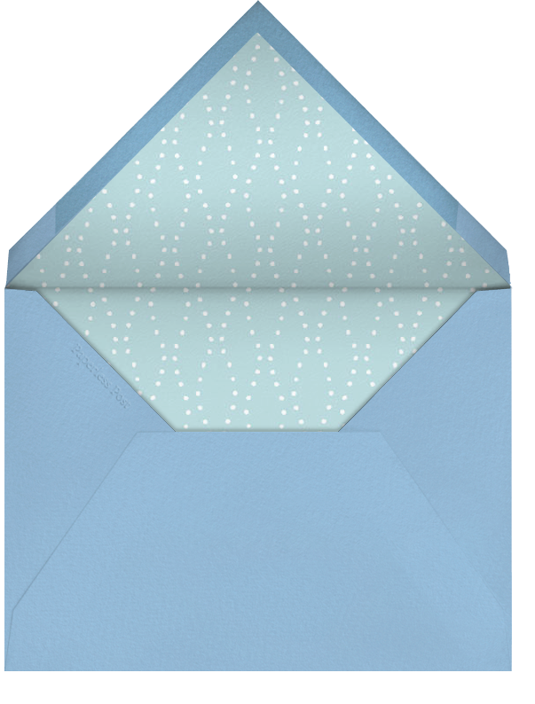Carnaby - Light Blue - Paperless Post - Cocktail party - envelope back