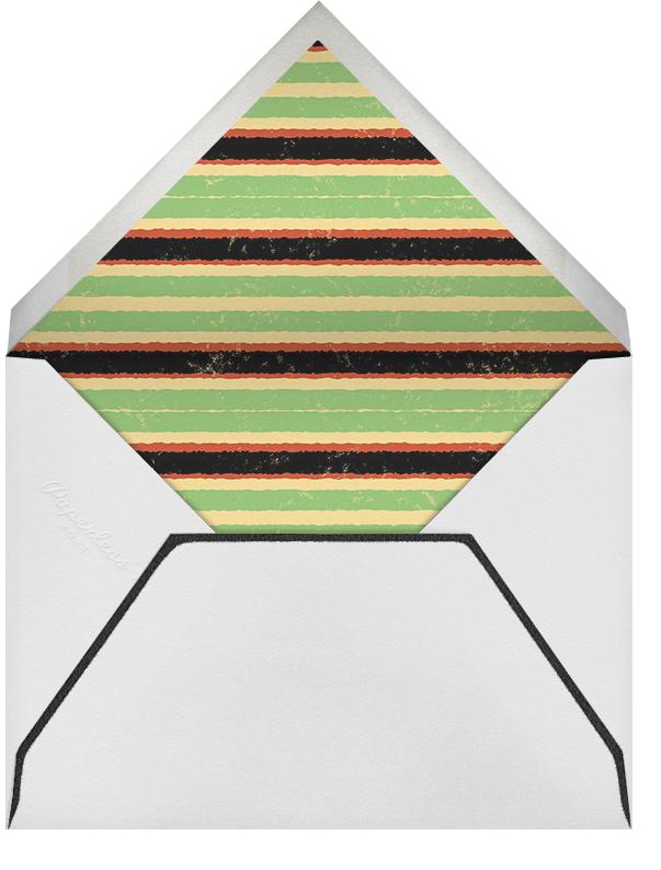 Mesob - Paperless Post - Kwanzaa - envelope back