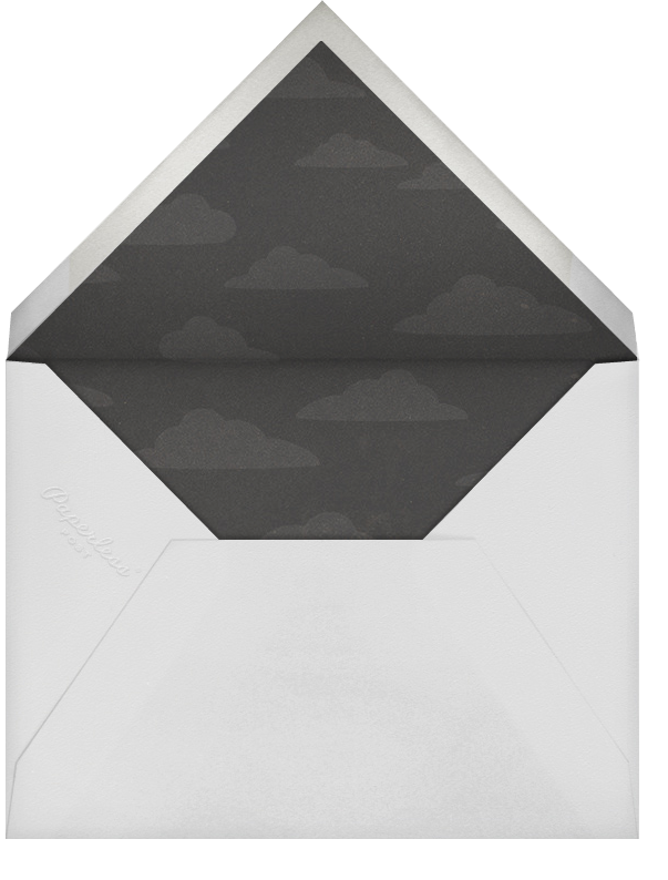 All Dressed Up - Paperless Post - Halloween - envelope back