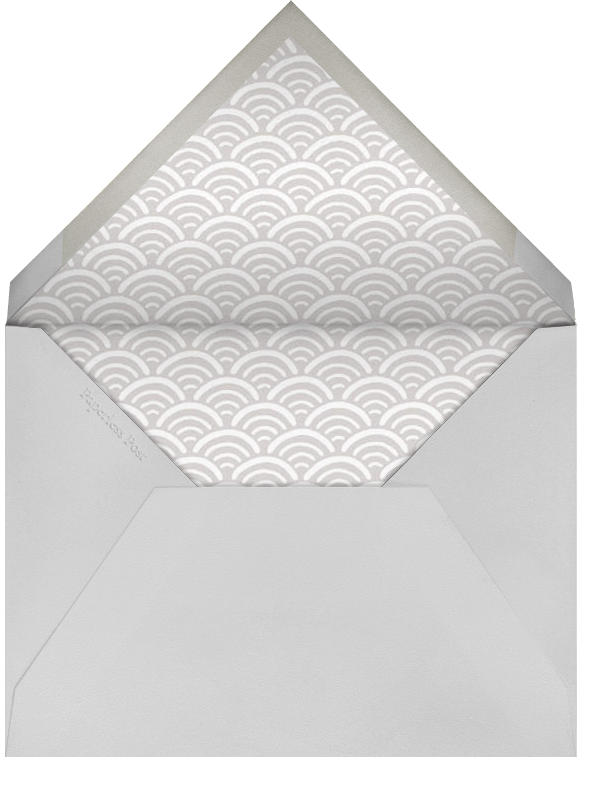 Pierre - Paperless Post - Save the date - envelope back