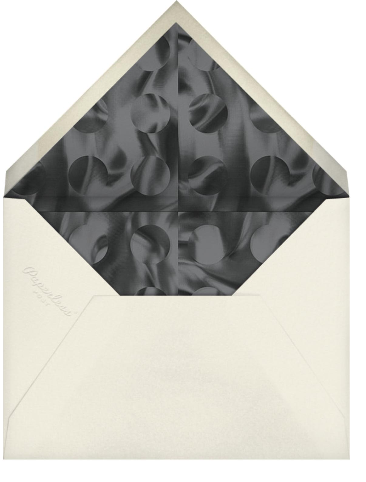 Telly - Paperless Post - Envelope
