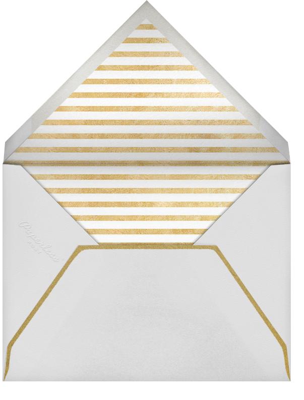 Snapshot Gold - Horizontal - Paperless Post - Adult birthday - envelope back