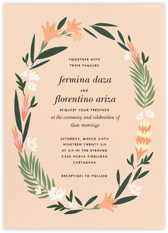 Des Tropiques - Paperless Post - Destination wedding invitations