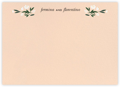 Des Tropiques (Stationery) - Paperless Post - Stationery