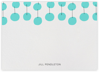 Twisti (Stationery) - Marimekko - Personalized Stationery