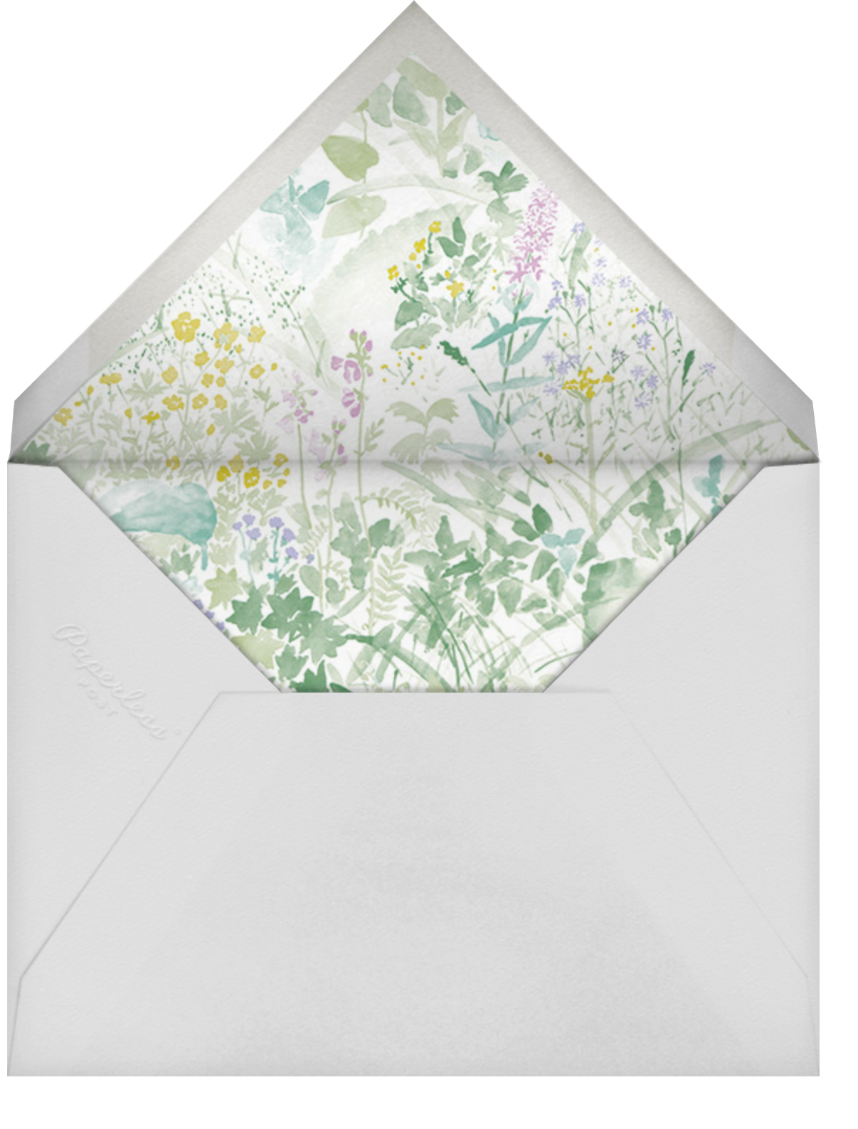Kesanto (Tall) - Marimekko - Spring entertaining - envelope back