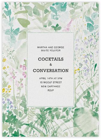 Kesanto (Tall) - Marimekko - Spring Party Invitations