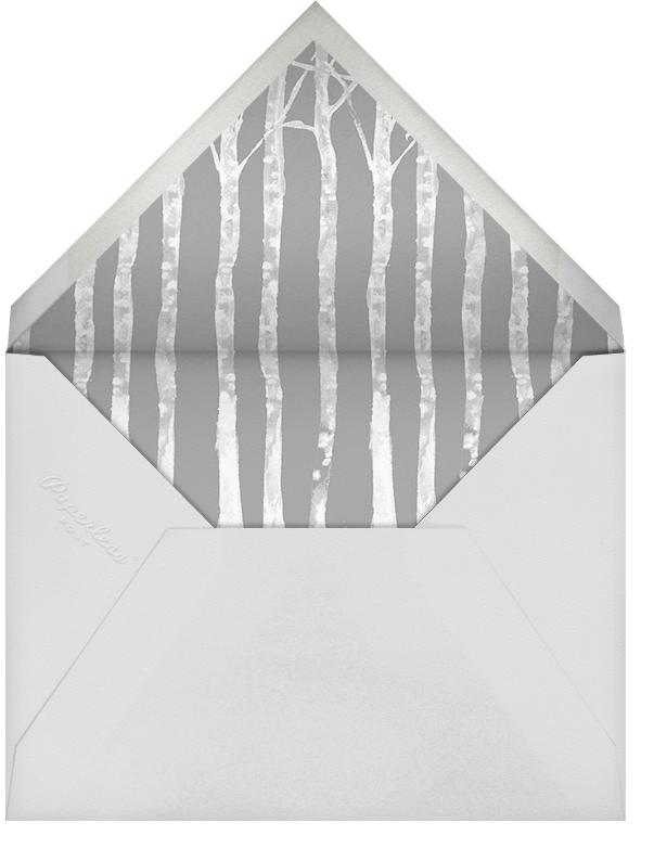 Birch Bark (Stationery) - Paperless Post - Stationery - envelope back