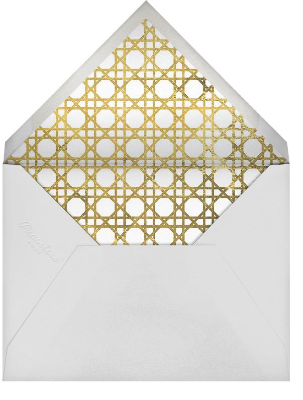 Southampton - Blind - Jonathan Adler - Envelope