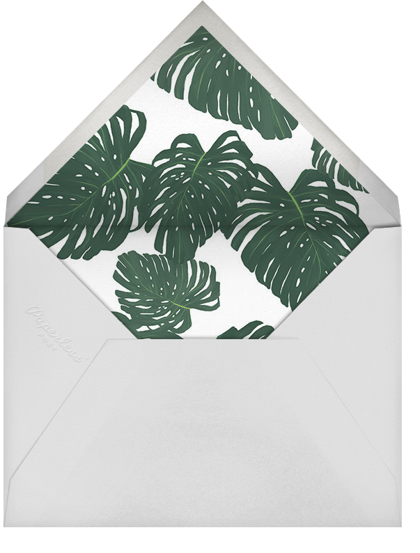 Paradisier (Save the Date) - Paperless Post - Envelope