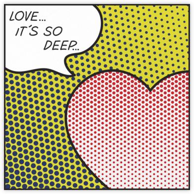 Love It's So Deep - Paperless Post -