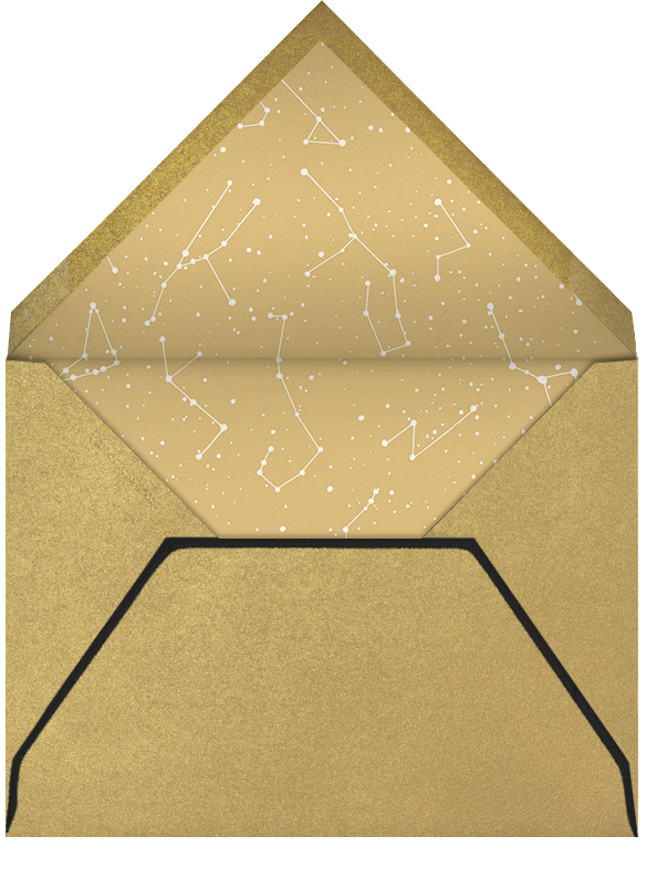 Hubble - Paperless Post - New Year - envelope back
