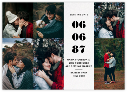 Sugar Maple - Paperless Post - Save the dates