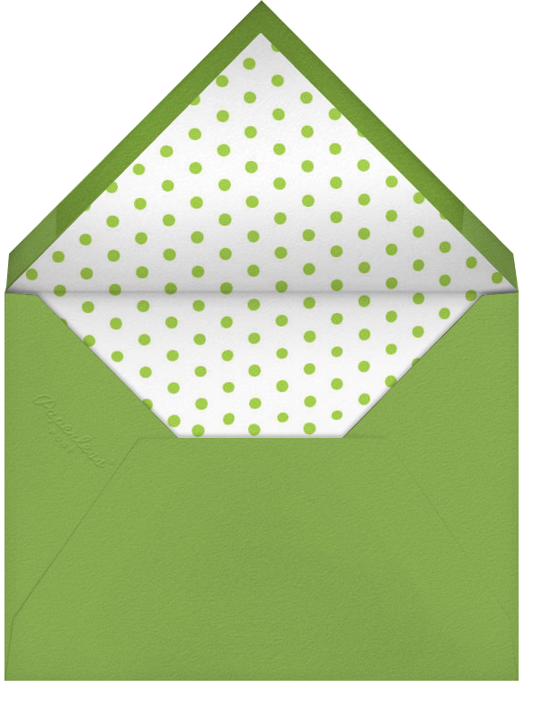 Double Thank You - Greens - Paperless Post - General - envelope back