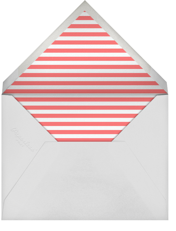 Who Loves Whom - Paperless Post - Engagement party - envelope back