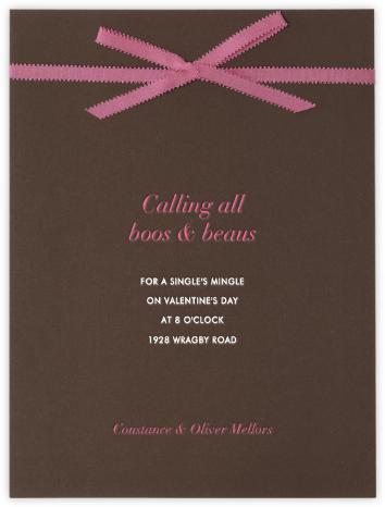 Ganache - Paperless Post - Valentine's Day invitations