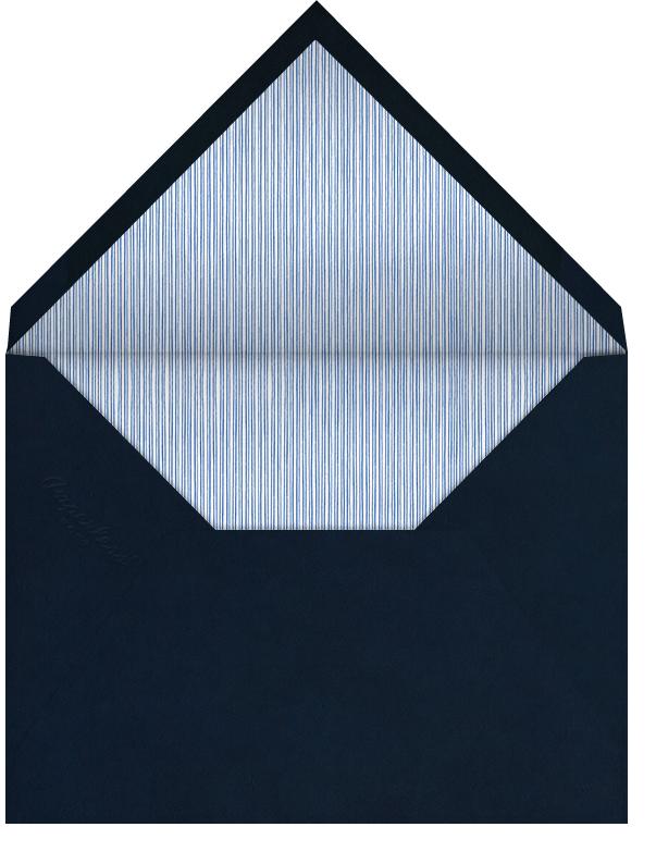Universe Tall - Paperless Post - Purim - envelope back